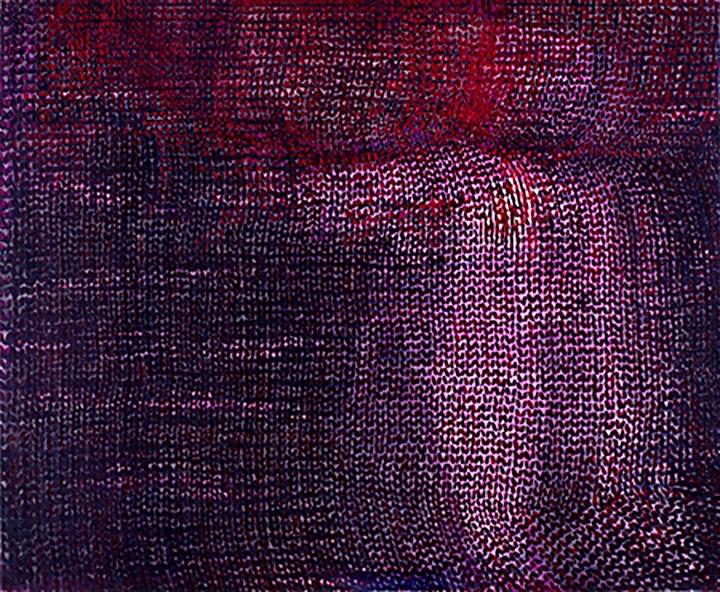 »o.T.«  öl/leinwand  50cm x 70cm 2003