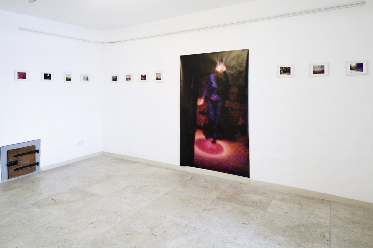 Handyfotos klein und groß gedruckt auf bütten und plakatpapier